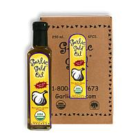 20% off - Case, Garlic Gold Oil
