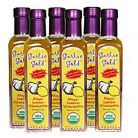 20% off - Case, Garlic Gold Meyer Lemon Vinaigrette