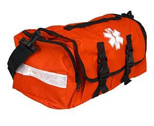 On Call First Responder Trauma Bag, Orange