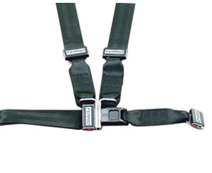 2-Piece Backboard Restraint Straps <