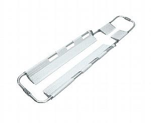 Aluminum Foldable Scoop Stretcher < EverDixie