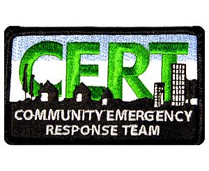 C.E.R.T. Embroidered Patch < Mayday Industries #CRT-PATCH
