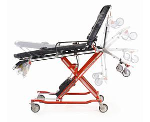 56 POWERFlexx Powered Cot - Rescue Red < Ferno #0015651