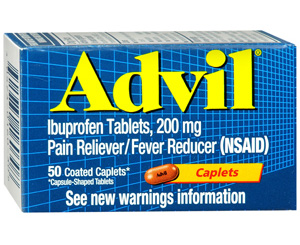 Advil Tablets, 200 mg , Bottle/50 < Wyeth