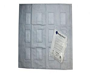 "Ready-Heat II Disposable Heated Blanket 34""x48 < TECH TRADE #G12RH2"