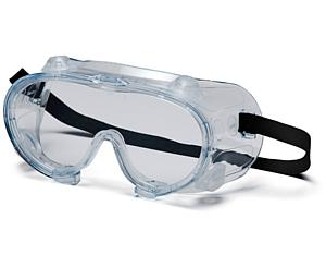 Chemical Splash Safety Goggles w/ Indirect Vents < Pyramex #G204