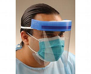 Disposable Face Shield < Crosstex #MS-12100