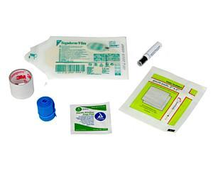 IV Start Kit w/ Venigaurd Saline Flush & Ext Set