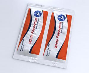 White Petrolatum Vaseline Packets, Box/144 < Dynarex #1140