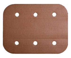 "Cardboard Plain Folding Splints - 34"" < Morrison Medical #1570"