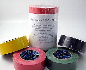 "Triage Adhesive Tape Set, 1.89"" X 60 Yds, Set of 4 Colors"