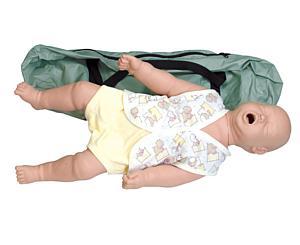 INFANT CHOKING MANIKIN W/BAG