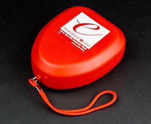 Adult CPR Mask in Hard Case < EverDixie #EVR-CPR01