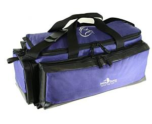 Breathsaver Oxygen Cylinder Midwife Bag, Purple < Iron Duck #34016D-MIDWIFE