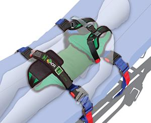 ACR4 (Ambulance Child Restraint, 4 Pack) < Quantum EMS #Q-ACR4