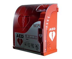 AIVIA 100 Alarmed Indoor AED Cabinet < HD1PY #U2A100RXX100