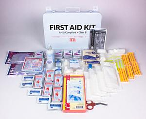 Basic ANSI Compliant First Aid Kit