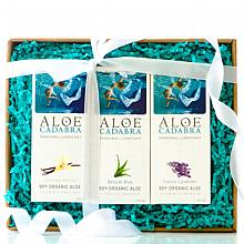 Gift Box Includes 1 Natural, 1 Tahitian Vanilla  & 1 French Lavender.