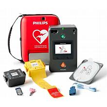 Philips Heartstart FR3 Defibrillator 861388