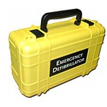 Defibtech Deluxe Hard Carry Case (Yellow)