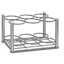 Rack for 12 D/E cylinders