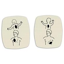 ARC Replacement Training Pads (Child)