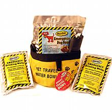 Dog Travel Bowl Kit