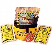 Dog Travel Bowl Kit