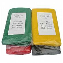 Triage Tarps w/carry bag TR07-KT