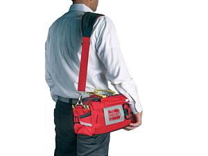 FIRST-IN PRO Sidepack, TS2 Ready, Red < Meret #M5010F