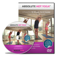 Absolute Hot Yoga (DVD) NTSC
