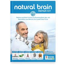 Brain Repair Solution Kit (Print Edition + Digital Access)