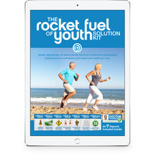 The Rocket Fuel of Youth Solution Kit (Digital Access)