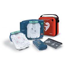 Philips Heartstart Onsite Defibrillator M5066A W/Slim Carry Case