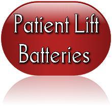 Patient Lift Batteries