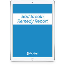 The Bad Breath Remedy Report (Digital Access)
