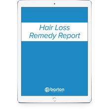 The Hair Loss Remedy Report (Digital Access)