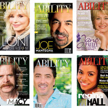 Annual Digital Subscription - Now includes ABILITY Magazine Premium Membership