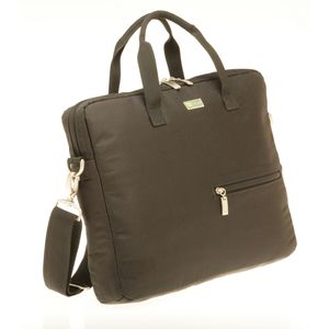 "Laptop Brief 15.4"" Deco - Black"