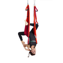 FREE Shipping! (USA only) Yoga Trapeze Orange