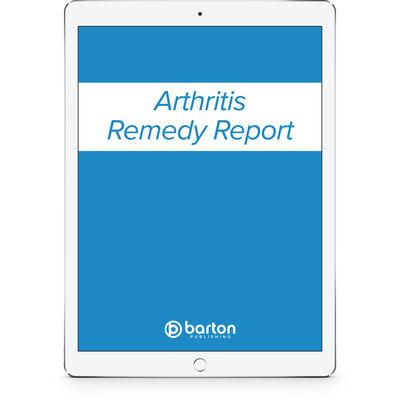 The Arthritis Remedy Report (Digital Access)