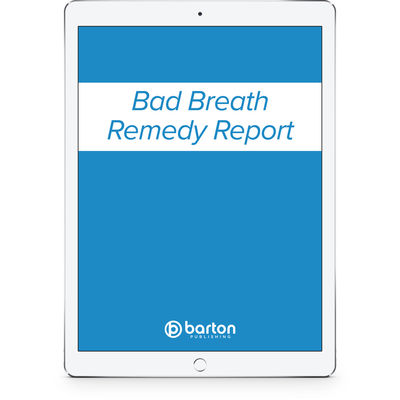 The Bad Breath Remedy Report (Digital Access)