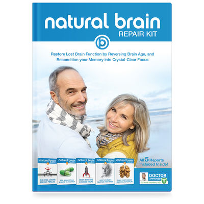 Brain Repair Solution Kit (Print Edition + Digital Access)