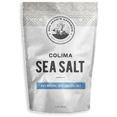 1/2 Pound Colima Sea Salt