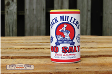 Jack Miller's No Salt Seasoning