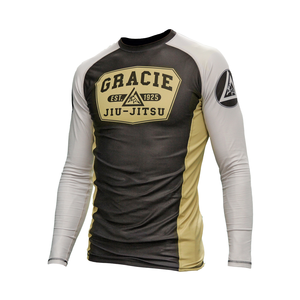 Long Sleeve Gracie Rashguard (Kids)