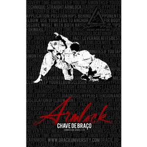 "Armlock: Submission Series 1/10 Poster (11x17"")"