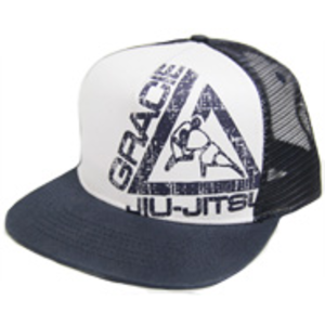 Gracie Trucker Hat (Blue)