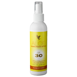 Aloe Sunscreen Spray