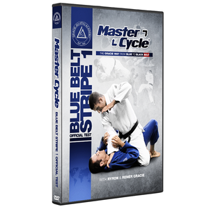 Master Cycle: Blue Belt Stripe 1 - Official Test